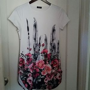 Dice Dress Floral